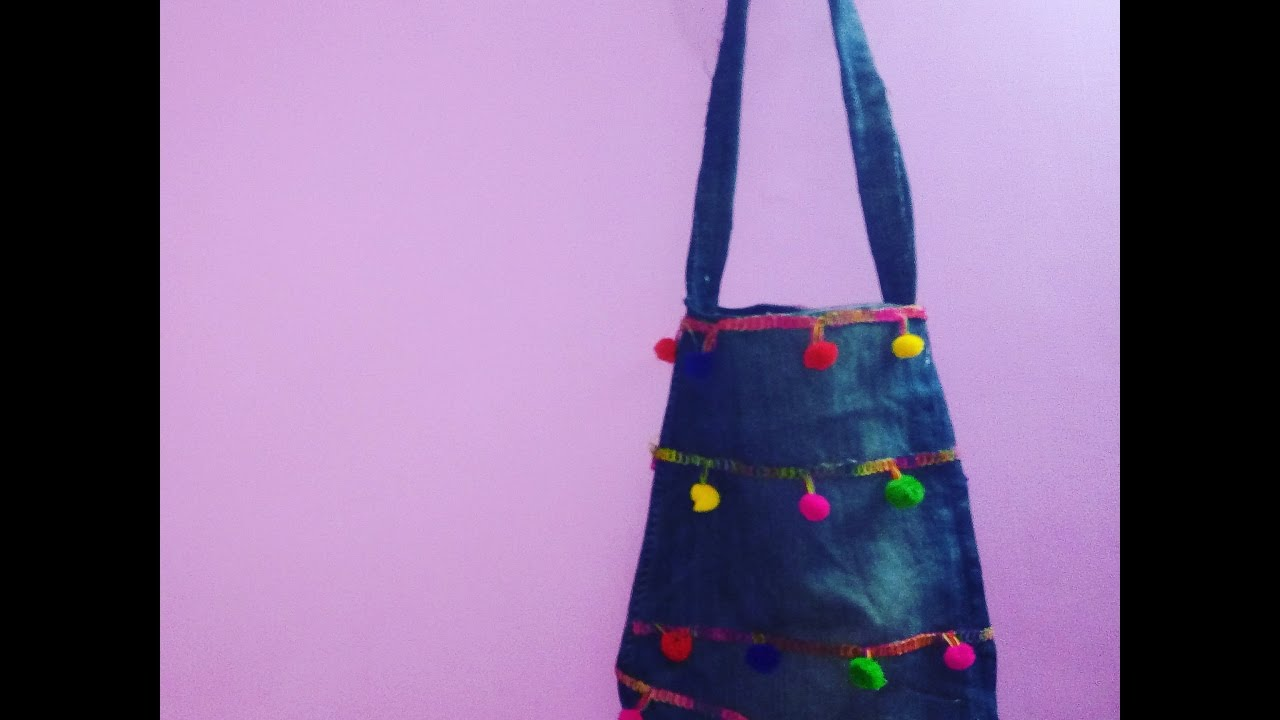 Old jeans DIY craft ideas