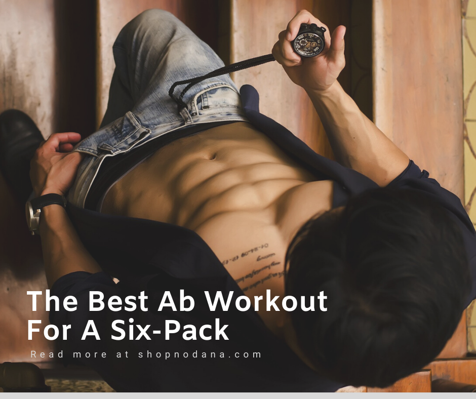 Best abdominal exercises for a six pack