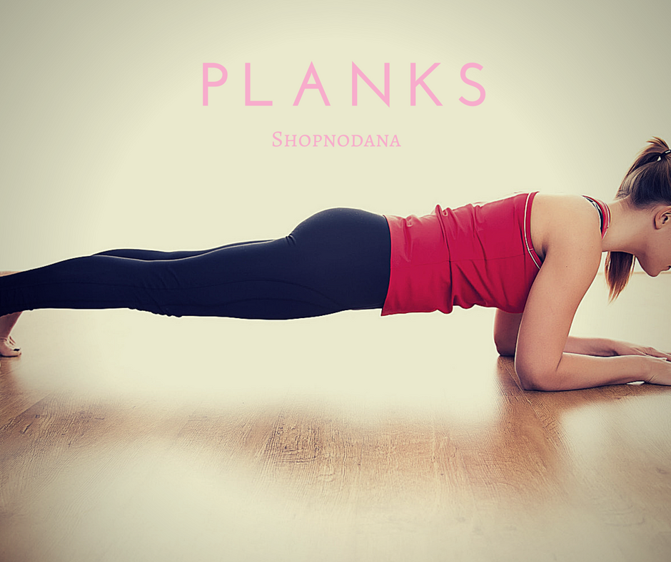 Best abdominal exercises for Flat Abs-Planks