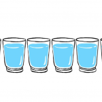 You can lose weight by drinking water but is it ok to drink too much water?