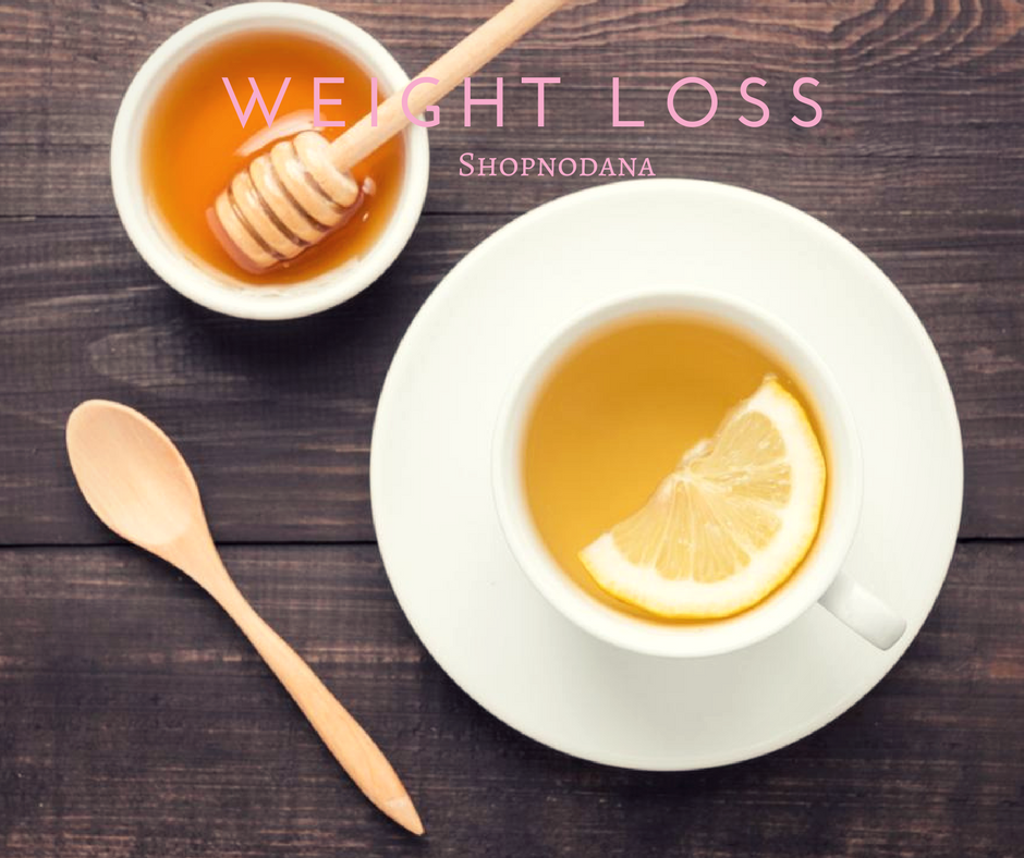 weight loss diet-four kinds of slimming tea (Asian secrets)-honey lemon tea