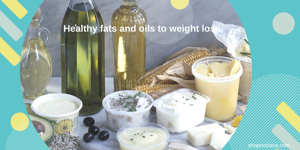 LOw carb diet- Healthy fats and oils