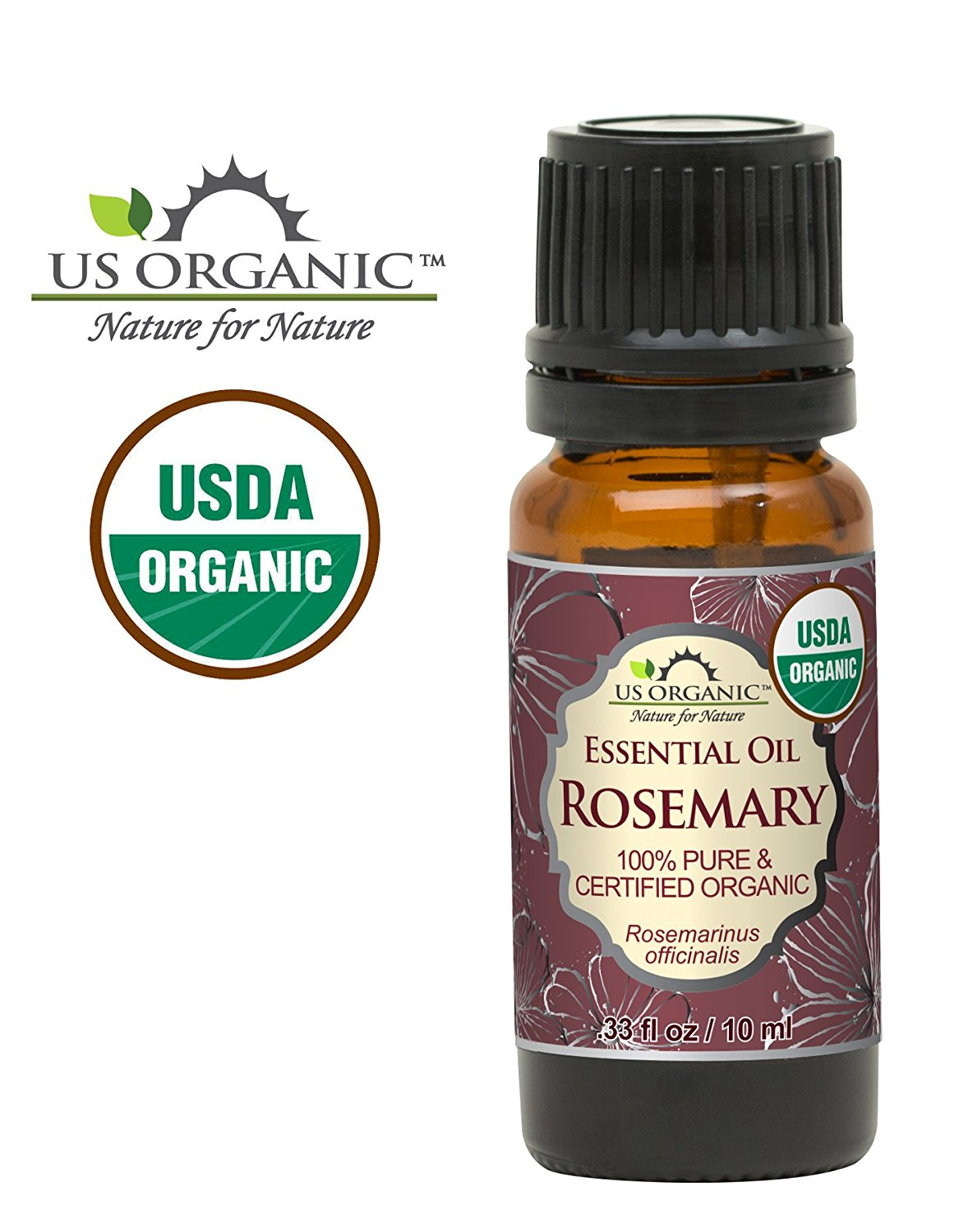 Essential oil-amazon-rosemary