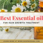 5 best essential hair oils for hair growth treatment