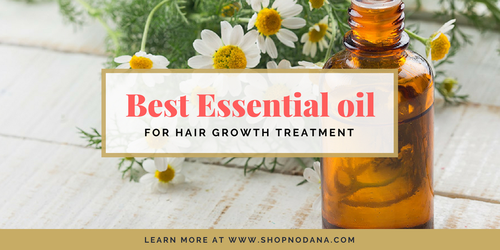 best essential oil for hair-growth treatment