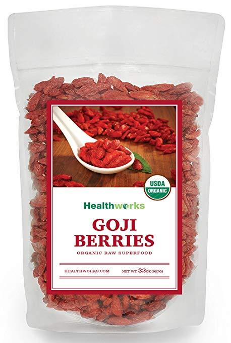 Chinese jujube or Goji berries