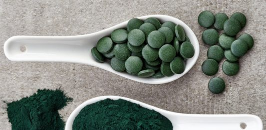 Spirulina Health benefits-shopnodana
