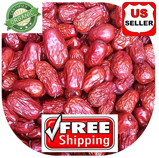 Chinese Red dates from Amazon