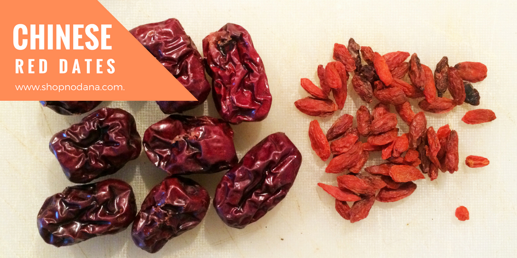Chinese Red dates or jujube