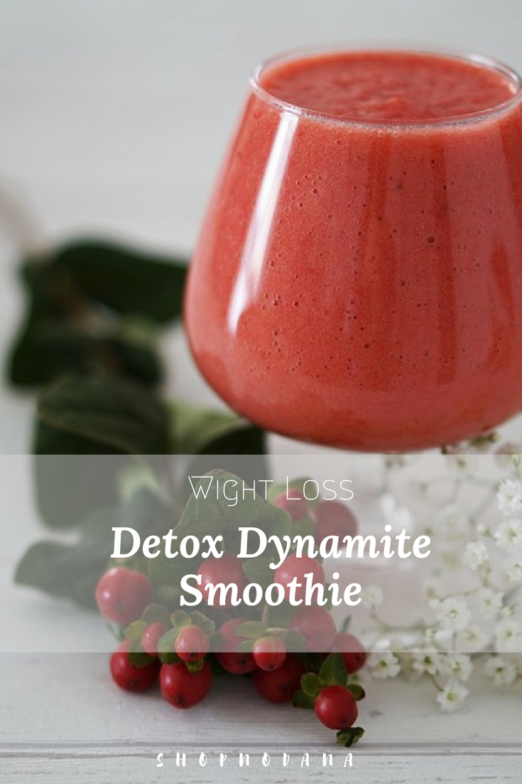 Weight loss smoothies- detox smoothie recipes for weight loss
