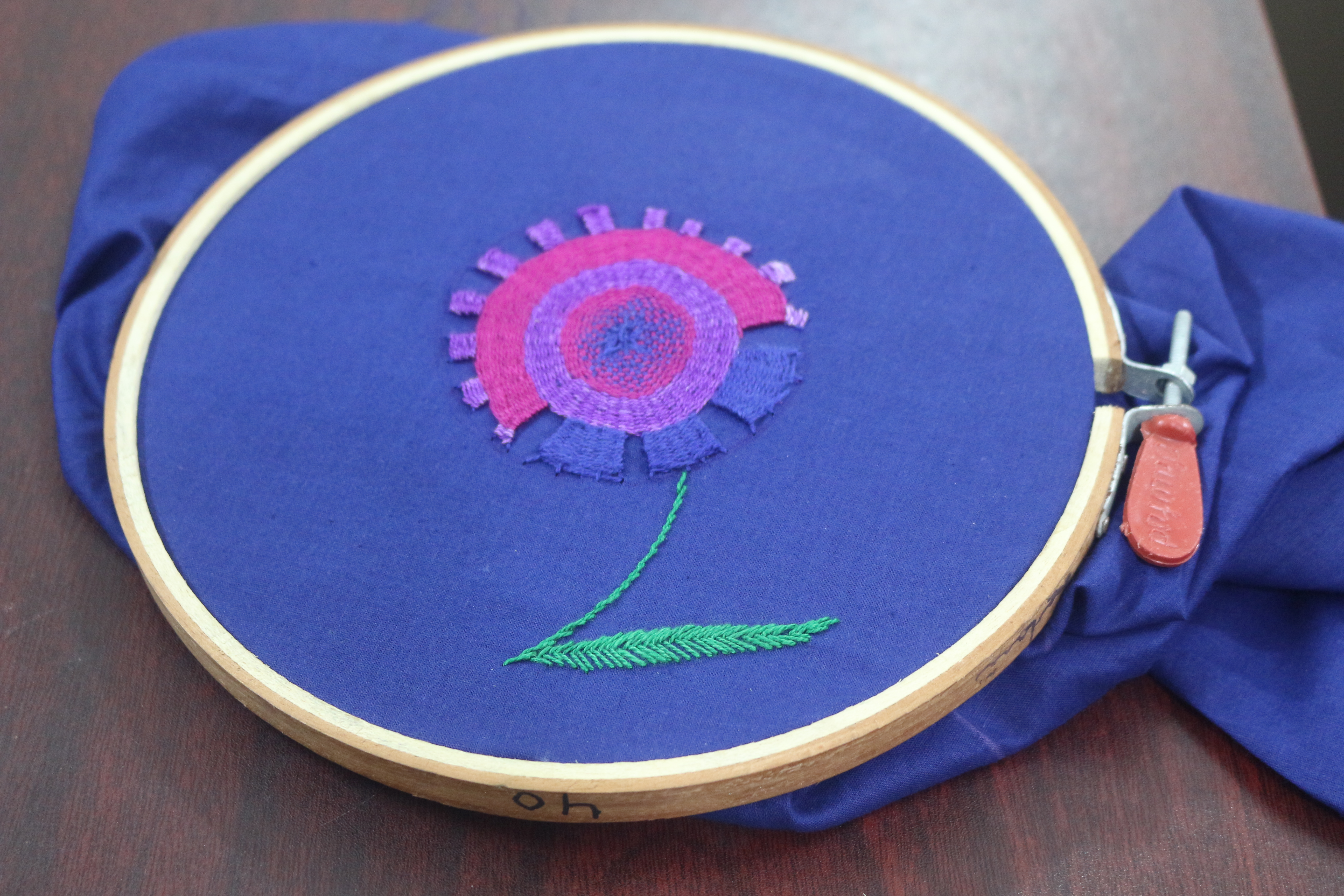 hand embroidery design