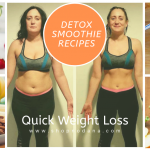 Weight loss Detox Smoothie Recipes- Homemade Fat Burning Drinks