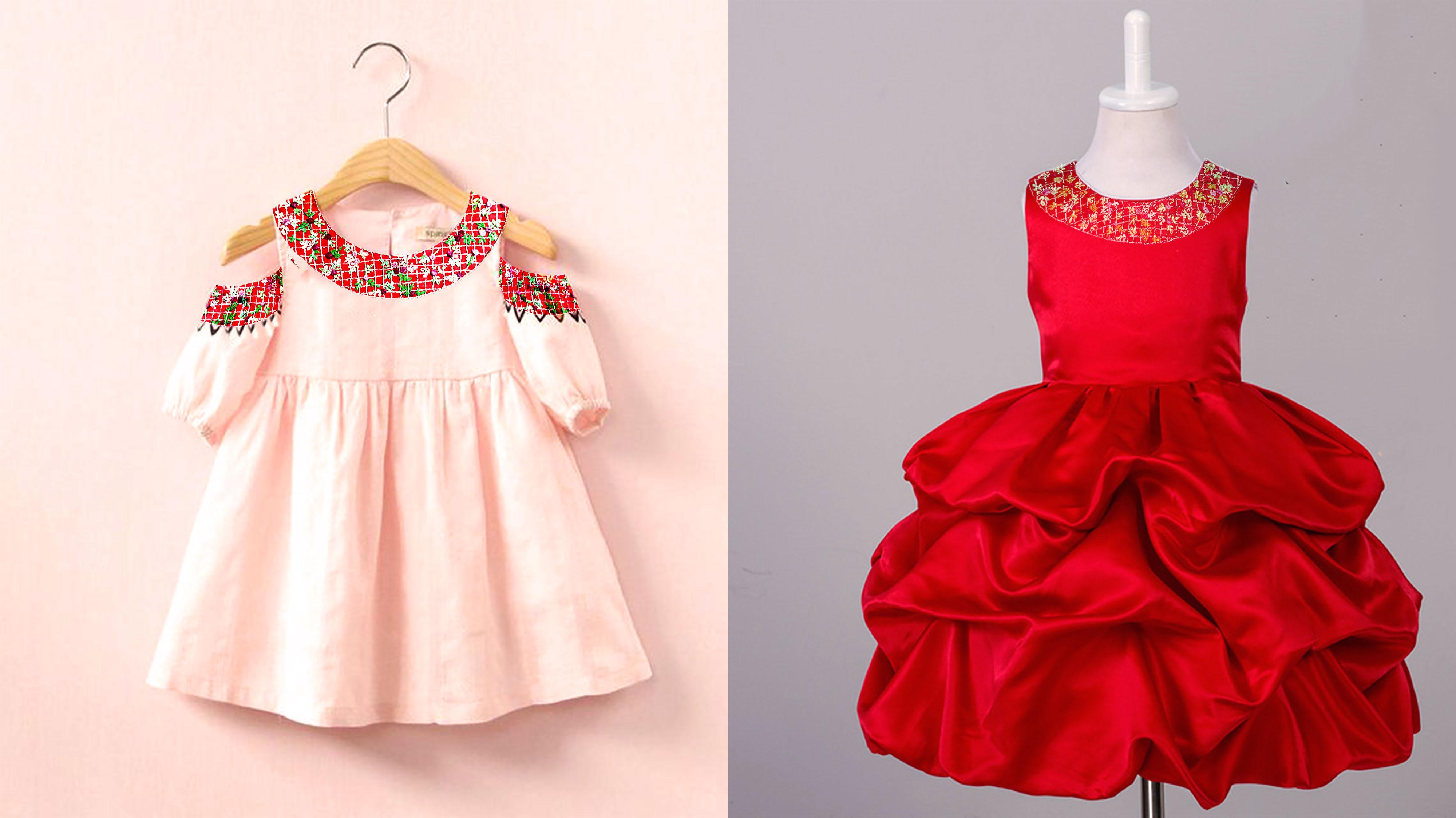 Hand Embroidery Design Tutorial For Of Baby And Kids Dress Shopno Dana,Adobe Illustrator 3d P Logo Design