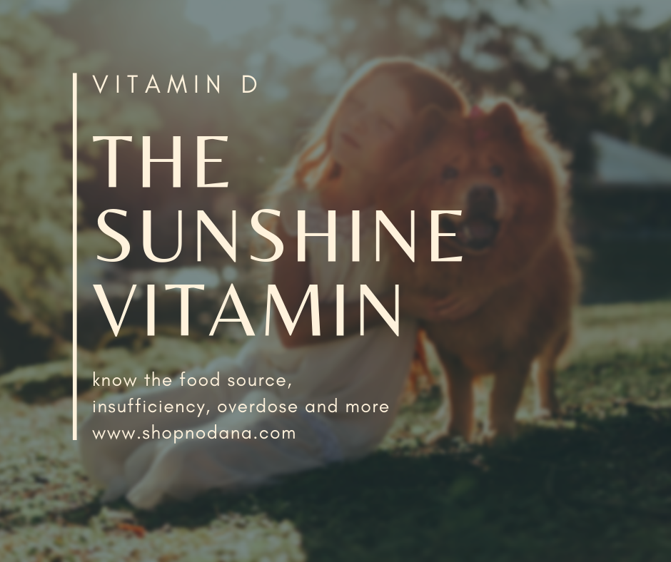 Fat Soluble Vitamins- vitamin d