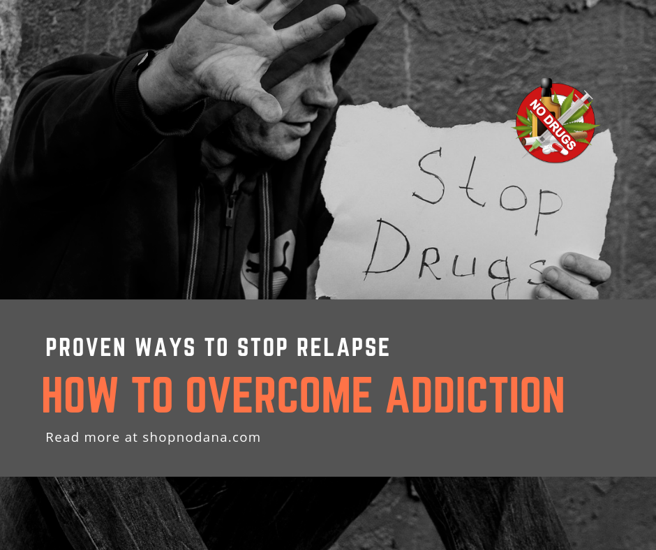 How to overcome addiction