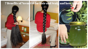 7 Benefits of Neem Oil for Hair and Scalp and how to use it