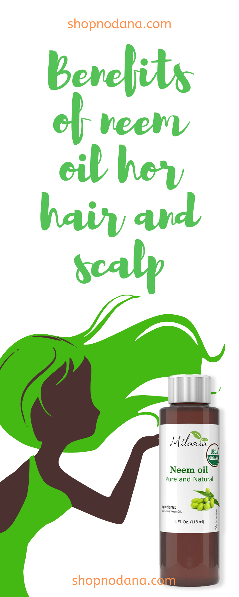 Benefits of neem oil for hair-shopnodana