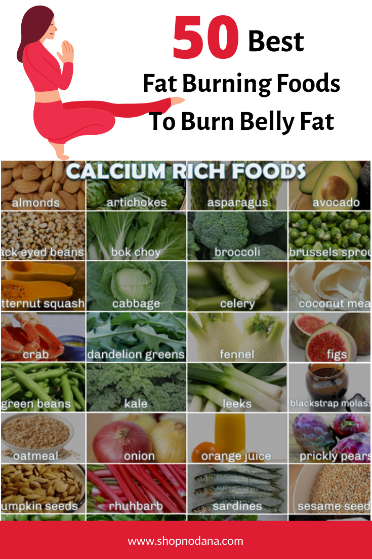 Fat Burning Foods To Burn Bell