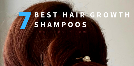 Best hair growth shampoos to Make Your Hair Grow Faster