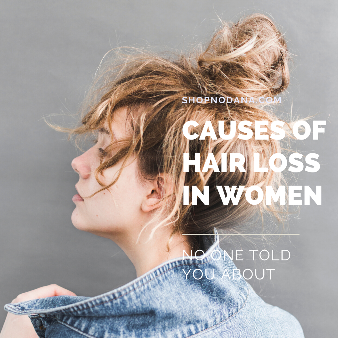 Causes of Hairloss in Women