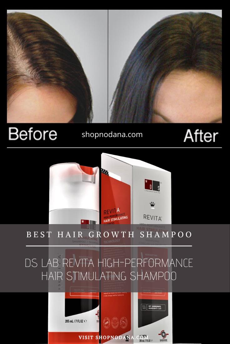 Ds LAB Revita High-Performance Hair Stimulating Shampoo