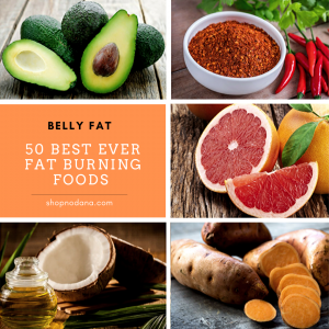Fat Burning Foods And Drinks To Burn Belly Fat