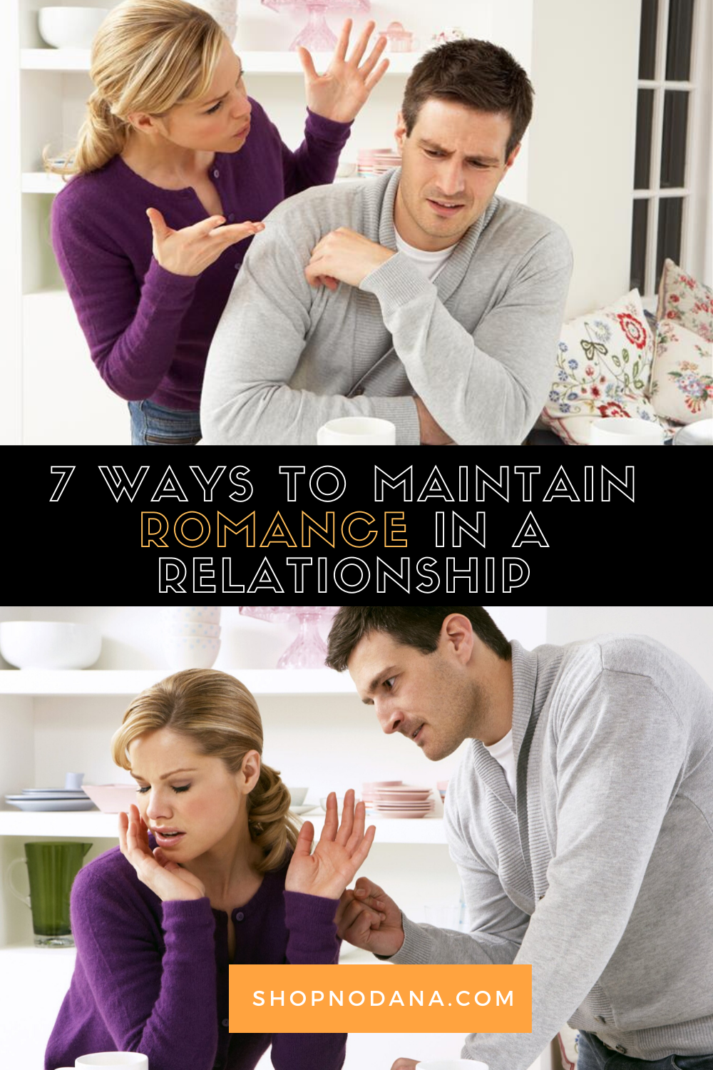 Relationship- 7 Ways To Maintain Romance In A Relationship