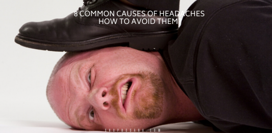 8 Common Causes Of Headaches And How To Avoid Them