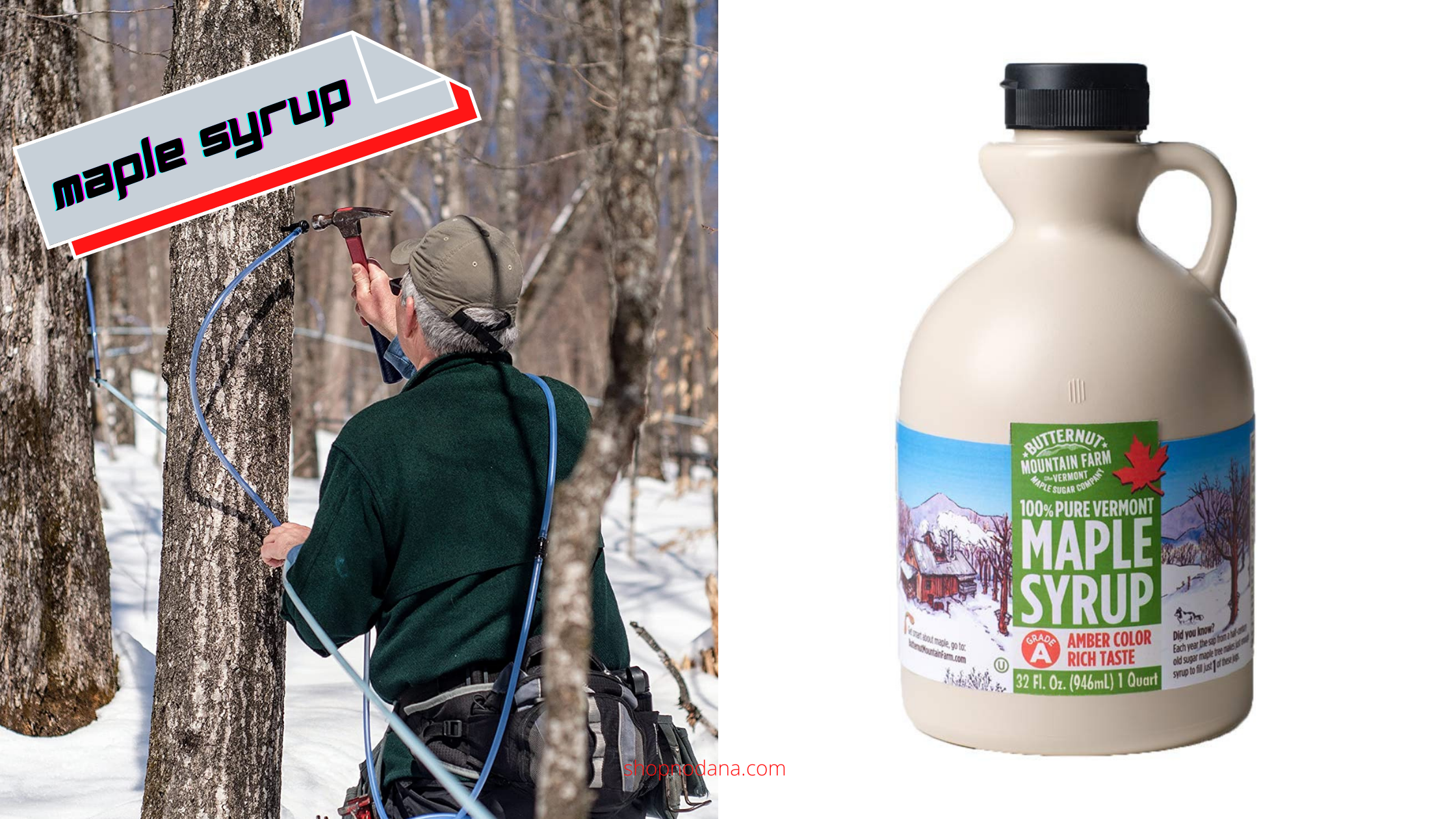 Maple Syrup- Foods that last a long time without refrigeration (2)