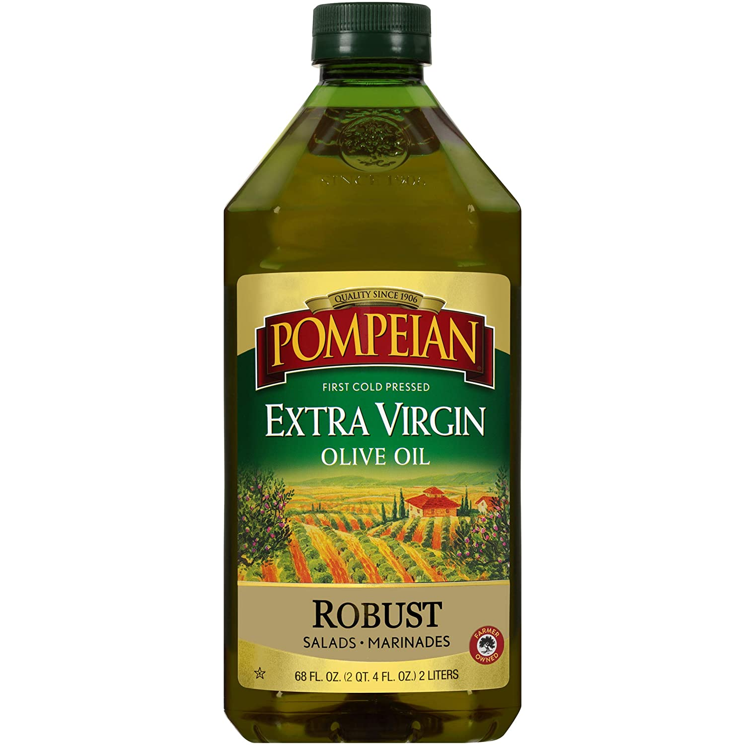 Pompeian Robust Extra Virgin Olive Oil
